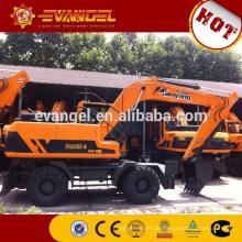 China JONYANG 21 Tonne hydraulischer Radbagger JY621E auf heißem Verkauf