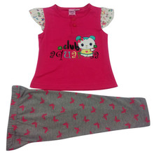 Детская летняя детская одежда для детей в детской одежде