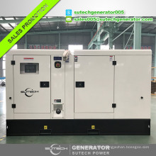 Deutz 60kva generator and price with Deutz TD226B-4D engine