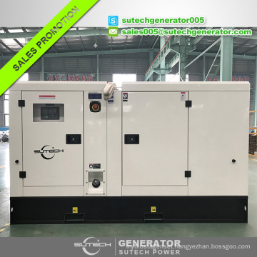 powered by UK engine 1103A-33G,20KW soundproof silent diesel generator price