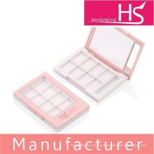 Embalaje de polvo compacto personalizado