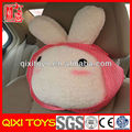 Professional design high quality plush travel pillow
