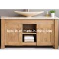 Современные твердой древесины дуба шкафчиком (БА-1132)