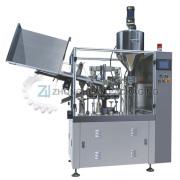 Tubo de metal relleno y sellado máquina ZHZ-60Z