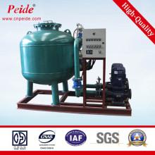 20-100 microns Système d'eau centrale Filtre à sable