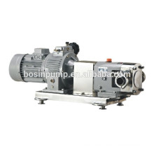 Stainless steel electric horizontal or vertical acid resistant sanitary pumps with self priming made in China manufacturer