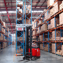 Cost Effective Pallet Racking with Box Beam