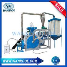 Machine de pulvérisateur de plastique de rebut de pp / PE / PVC