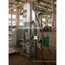 Secador de cama fluido vertical Flc / Flb com granulação