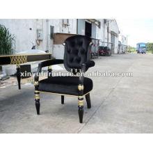 Novo design cadeira de braços de madeira XYD081