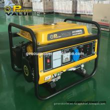 4Stroke generador 1000w motor 154f precio barato con CE