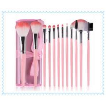 Профессиональные кисти для макияжа логотипа Kabuki на заказ, высококачественные косметические кисти