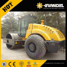 14 Ton LUTONG Single Drum Vibratory Road Roller Machine LT214