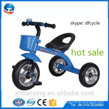 Wholesale high quality price hot sale child tricycle/kids tricycle/baby tricycle metal tricycle for kids three wheel tricycle