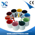 11oz Sublimation Inner & Handle Color Coated Mug/printing machine/personal
