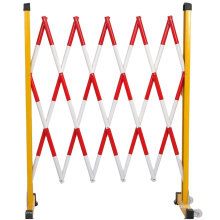 Construction fence telescopic fence FRP fence