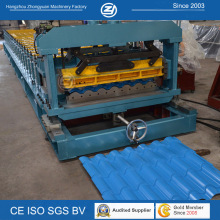 Roofing Step Tile Roll Forming Machinery