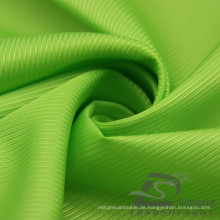 Wasser & Wind-resistent Outdoor Sportswear Daunenjacke Woven Twill Jacquard 100% Polyester Filament Stoff (E054)