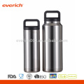 64oz Stainless Steel Water Bottle With Locking Leak Proof Lid