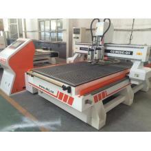 Máquina de enrutador de madera del CNC de la cabeza multi 3d