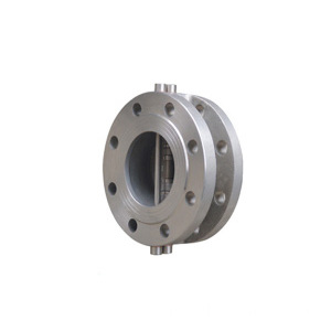 Flanged Dual plate Wafer Check Valve