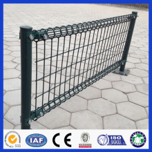 Galvanisierter Doppelkreis-Stahldraht-Zaun
