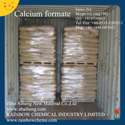 calcium formate 98% feed additive and concrete additives