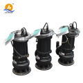 22kw non clog sewage submersible pump