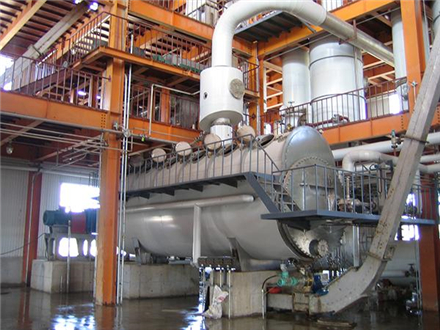 Soybean Protein Concentrate Dryer