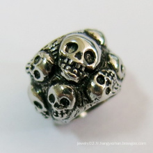 Skull Bead Necklace Designs Bead Landing Bijoux en gros