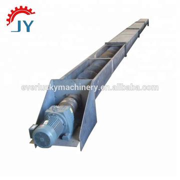 Stainless steel fertilizer auger conveyor