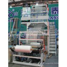 Máquina de soplado giratoria de la película principal de la serie de SJ-B (CE)