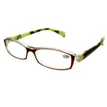 Gafas de lectura atractivas del diseño (R80546)
