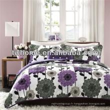 Mi Zone Anthea Coverlet Couvre-lit Ensemble de couvertures florales