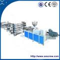 PE / PVC-Schaum-Brett-Extruder, der Maschine herstellt