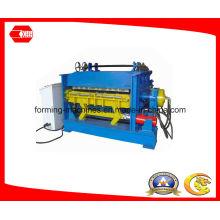 Стальная уплотнительная машина с раскалыванием и резанием