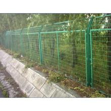 Cerca moderna da rede de arame da cerca da parede do jardim do ferro forjado da segurança