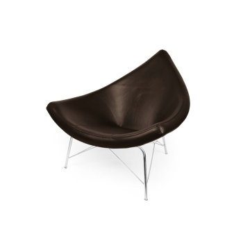 Réplica George Upholstery Coconut Lounge Chair