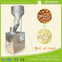 Erdnuss, Mandel, Aprikosen-Schneidemaschine, Mandel, Aprikosen-Slicer Fqp-300