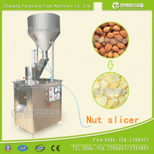 Amendoim, amêndoa, máquina de corte de damasco, amêndoa, fatiador de damasco Fqp-300