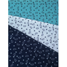 Design de gatos Rayon Challis 30S Air-jet Printing Fabric