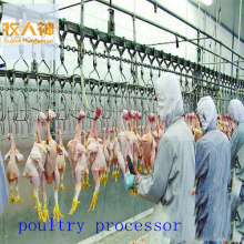 Automatic Poultry Processor for Chicken Duck Goose and Rabbit