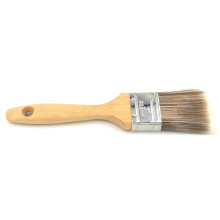 Difference size wooden handle paint brush