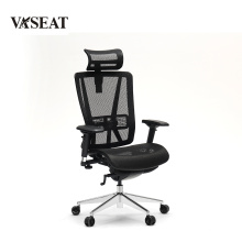 Luxuriöser komfortabler Chefsessel Bürostuhl mit hoher Rückenlehne für Office of the President