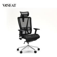 Silla de oficina de la silla ejecutiva de espalda alta cómoda de lujo para la oficina del presidente