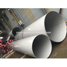 Tubo de acero de 32 pulgadas de diámetro grande para uso industrial