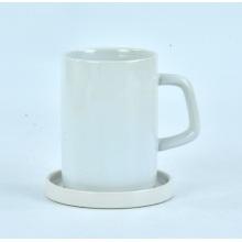 Good price dinnerware tableware coffee mug with saucer