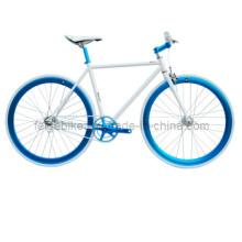 Bicicleta fija de la velocidad de la sola velocidad (FP-FGB007)