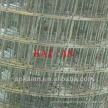 Hebei anping kaian elétrico ou quente dip galvanizado soldado malha de arame
