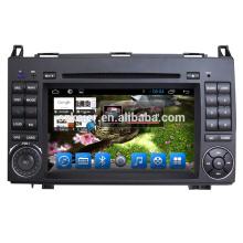 """Производитель в Android 6.0 7"""" 2 DIN Автомобильный DVD-плеер с GPS навигация черный для Benz Спринтер/В200/Виос 09-16 с радио высокого качества"""